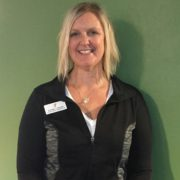 Susan Carson, Active Aging Coordinator with YMCA